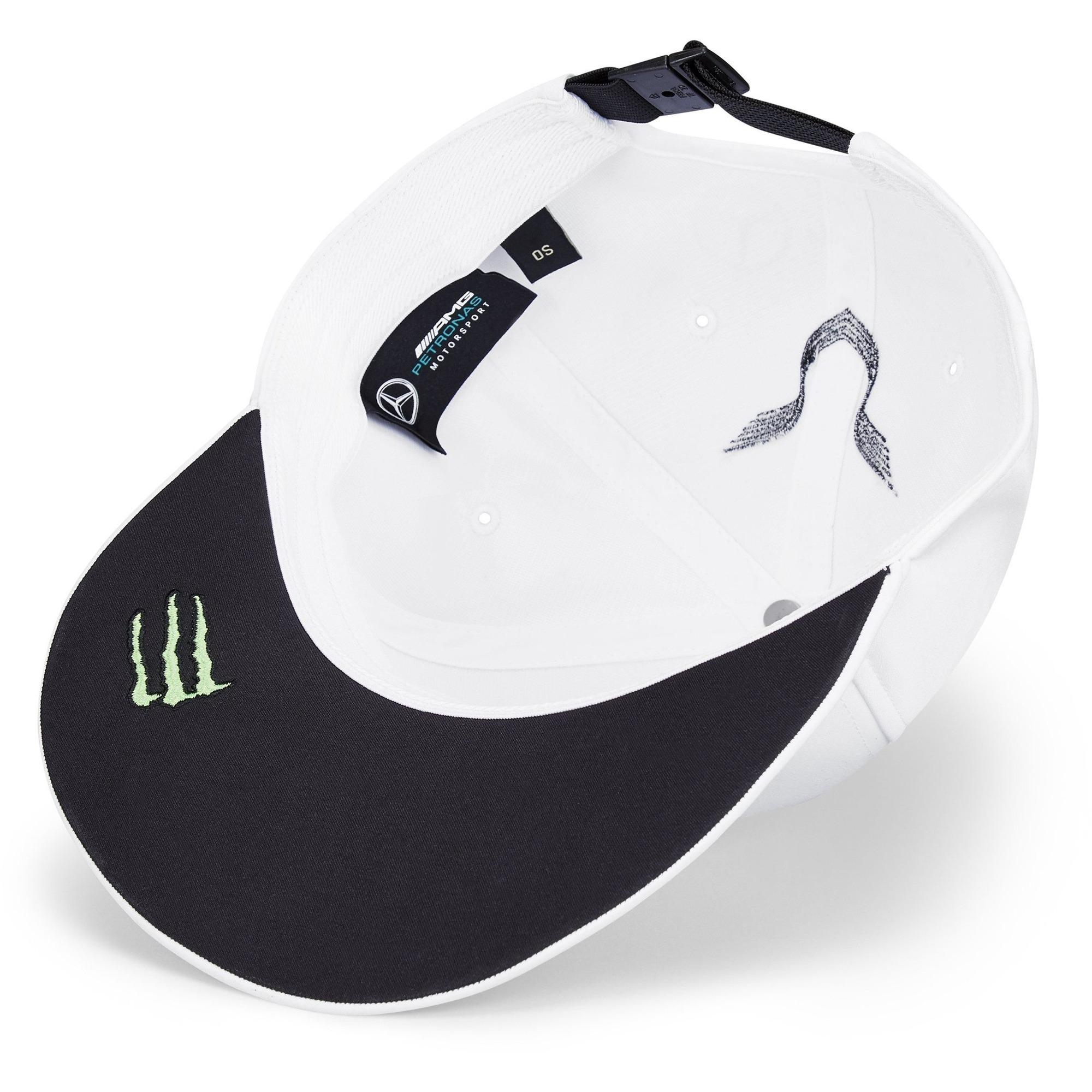 NEW 2019 Mercedes AMG F1 Adults Lewis Hamilton Baseball Cap Hat  R2